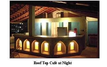 Jaipur Inn Roof Top Cafe