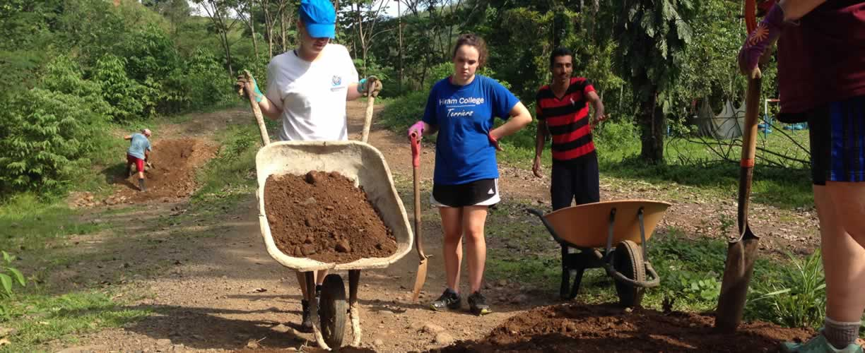 Volunteer Vacations in Costa Rica El Sur