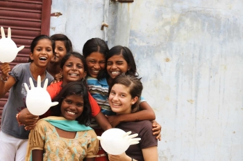 Five reasons to take a volunteer vacation to India