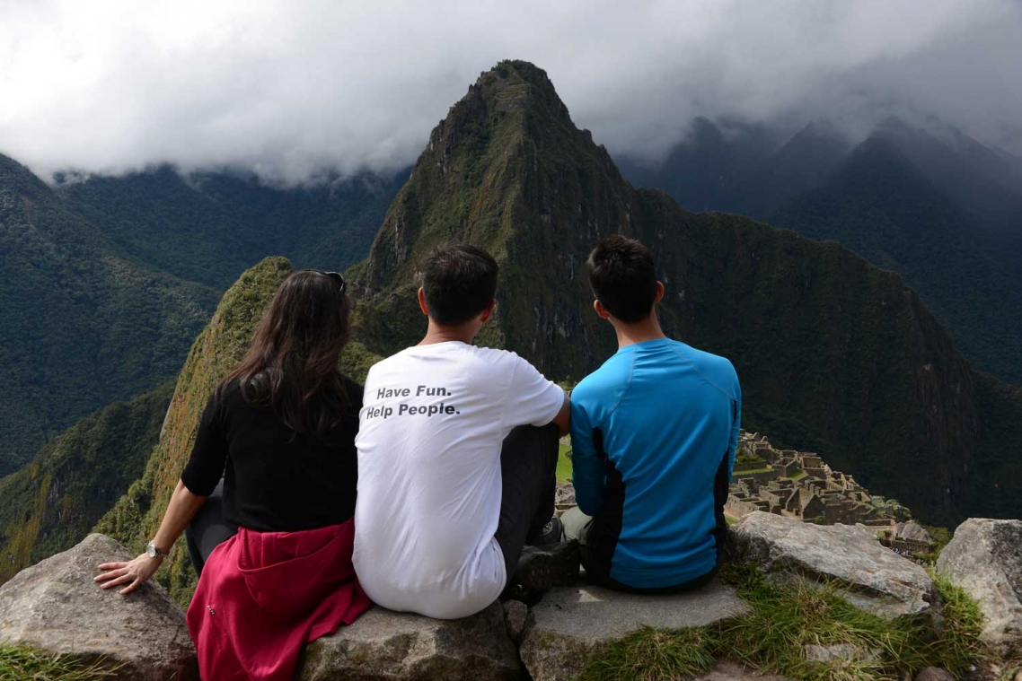 Five reasons to take a volunteer vacation to Machu Picchu
