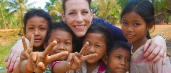 Five reasons to take a volunteer vacation to Cambodia