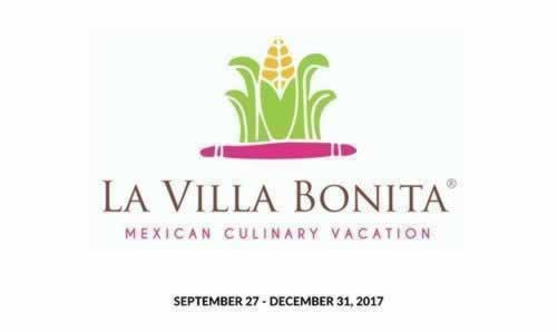 La Villa Bonita Culinary Vacation